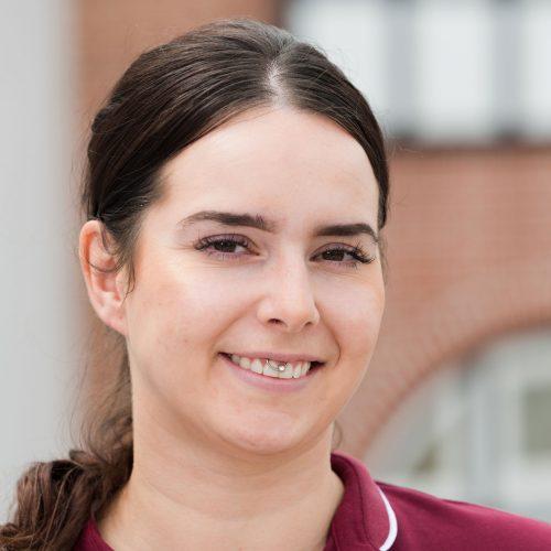 Zahnmedizinische Fachangestellte Anne Nehls