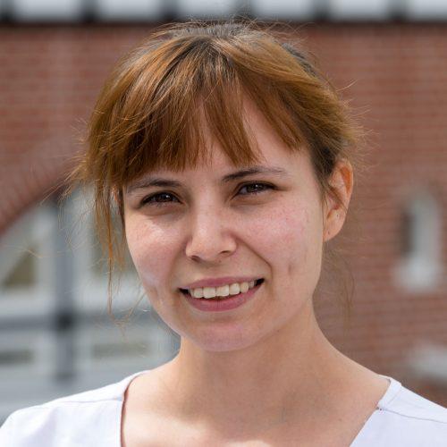 Zahnmedizinische Fachangestellte Cathrin Kasch